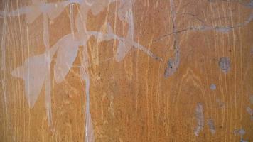 vídeo macro de uma textura de madeira do grunge no qual você pode ver a cor, o grão da madeira video