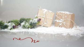 Noel video