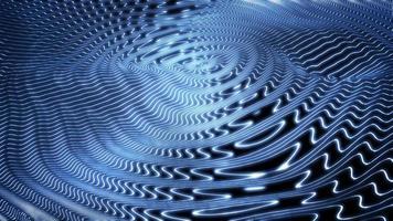 Fondo de estructuras de líneas de energía brillante