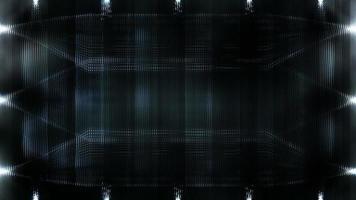 lazo de fondo de textura abstracta oscura video