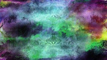 fondo de textura de fantasía líquida video
