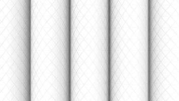 tubo de padrão de grade video