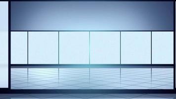 fond abstrait porte coulissante bleu blanc
