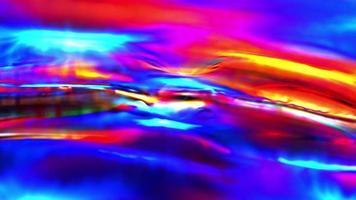 animación de fondo colorido brillante