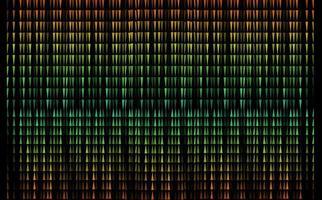 triángulos arco iris patrón inverso desvanecimiento video