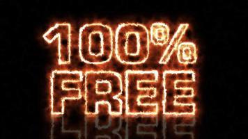 cien por ciento gratis