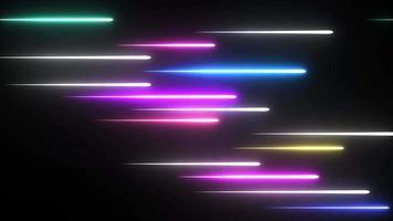 raggi laser ad alta velocità video