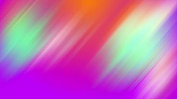 Fondo de malla de degradado borroso colorido abstracto en colores brillantes del arco iris.