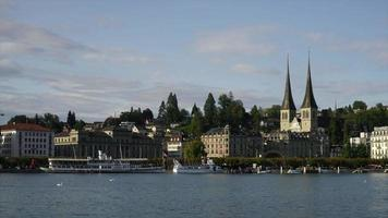 ciudad de luzern en suiza
