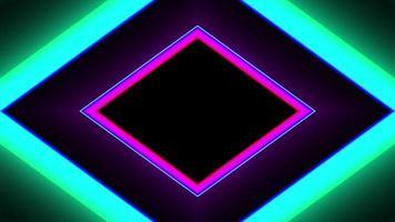 lazo de fondo de colores neón