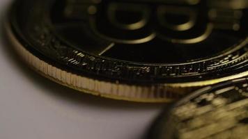 Tir rotatif de bitcoins (crypto-monnaie numérique) - bitcoin 0374