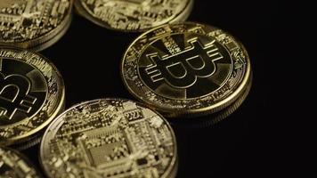 tiro giratório de bitcoins (criptomoeda digital) - bitcoin 0507 video