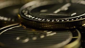 tiro giratório de bitcoins (criptomoeda digital) - bitcoin litecoin 338 video