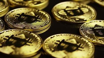 Tir rotatif de bitcoins (crypto-monnaie numérique) - bitcoin 0003