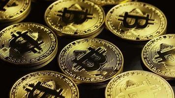 tiro giratório de bitcoins (criptomoeda digital) - bitcoin 0020