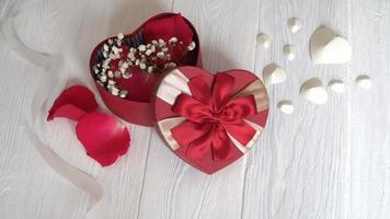 Herz Geschenkbox video