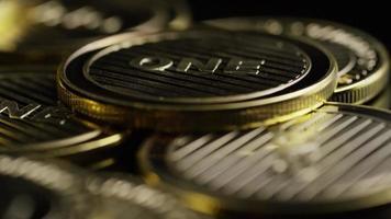 tiro giratório de bitcoins (criptomoeda digital) - bitcoin litecoin 337 video