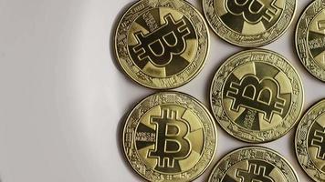 tiro giratório de bitcoins (criptomoeda digital) - bitcoin 0246 video