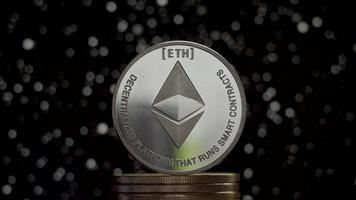 moneda de criptomoneda ethereum video