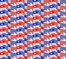 Vote seamless pattern. Vector Seamless pattern Vote text election day Usa debate of president voting 2020. Election banner design, Political Flyer vector typo Election Day Symbolic Elements