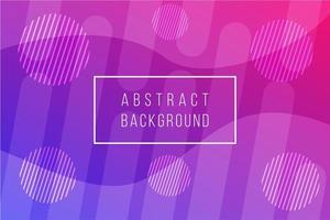 Fondo abstracto rosa púrpura colorido vector