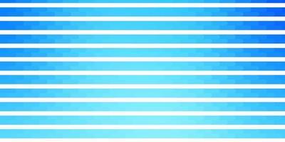plantilla de vector azul claro con líneas.