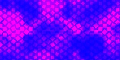 Light Purple vector template in rectangles.