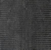 Black tiled texture