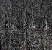 Geometric oxide steel texture