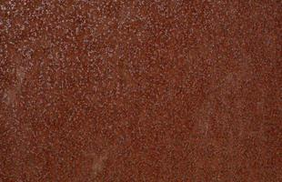Red oxide steel texture