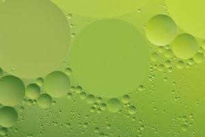 Water and oil, abstract background