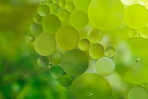 agua y aceite, fondo abstracto