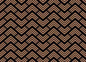 patrón sin costuras. fondo geométrico. art deco y motivo folclórico. chevrones, adorno de rombos. impresión textil, diseño web, telón de fondo abstracto. vector