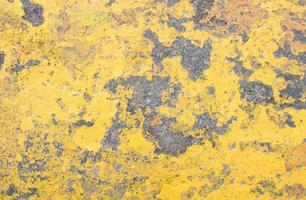 Yellow rusted grunge texture