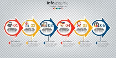 infografía en concepto de negocio con 8 opciones, pasos o procesos.