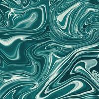 Textura de mármol líquido con fondo colorido abstracto vector