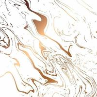 Liquid marble texture with abstract luxury background vector