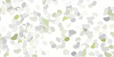 Light gray vector backdrop with chaotic shapes.