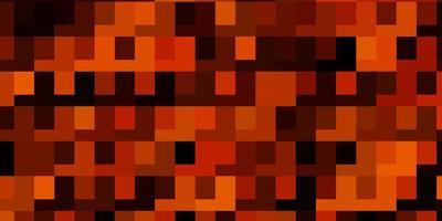 diseño de vector rojo claro con líneas, rectángulos.