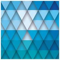 Abstract geometric colorful pattern background vector