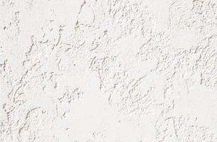 White stucco wall texture