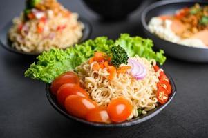 Fresh Thai noodles