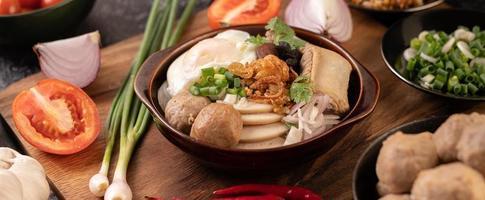 Guay Jap Thai cuisine