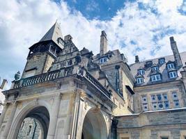 Big palace in Kronberg Im Taunus