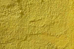 Yellow stucco wall texture