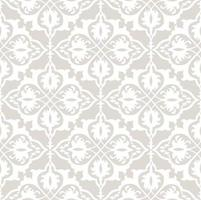 Abstract floral seamless pattern. Retro fabric ornament vector