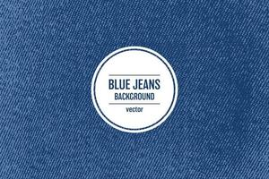 Jeans texture background vector design illustration