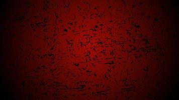 grunge textura sucia, vector de fondo abstracto, color rojo oscuro
