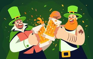 Big Brothers Cheers for St. Patrick's Day