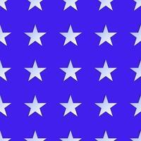 USA style seamless pattern vector